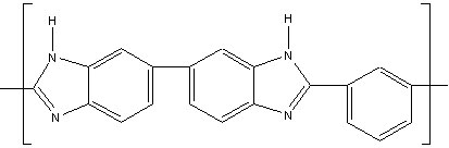 Polybenzimidazole molecule